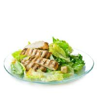 Pixwords The image with food, eat, salad, green meat, chicken Subbotina - Dreamstime