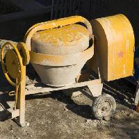 Pixwords The image with CONCRETE MIXER