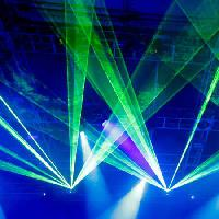 Pixwords The image with ray, disco, music, lights Robert Kohlhuber - Dreamstime
