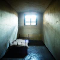 Pixwords The image with prison, cell, bed, window Constantin Opris - Dreamstime