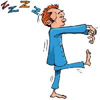 Pixwords The image with sleep, man, hands Anton Brand - Dreamstime