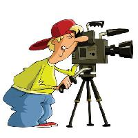 Pixwords The image with filming, film, video, shoot, guy, man, dude, record Dedmazay - Dreamstime